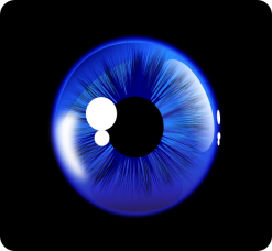 8767-deep-blue-eye-design